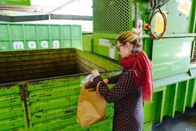 Recyclingraum